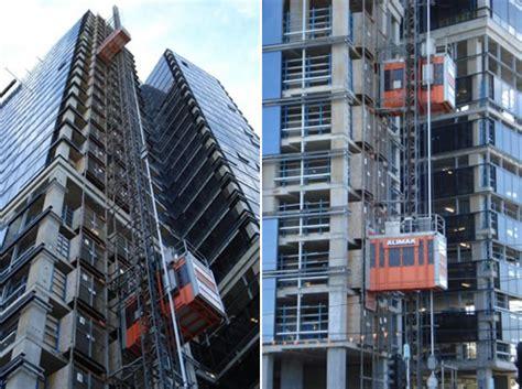 scando  speeds  facade installation  alimak hek