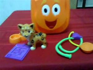 Fisher Price go-diego-go-my-talking-rescue-pack - YouTube