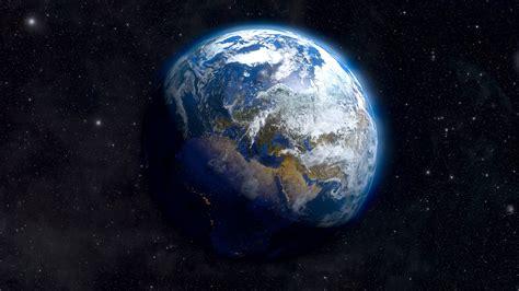 Earth From Space 4k Ultra Hd Desktop Wallpaper