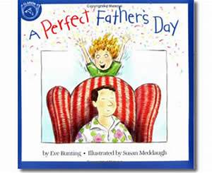 Kids Father's Day Books - A Perfect Father's Day