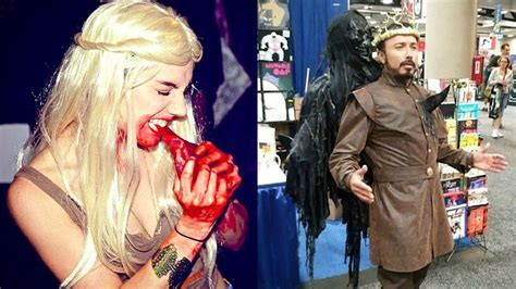 12 Inventive Halloween Costume Ideas All 'game Of Thrones