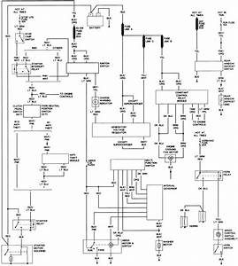 Need Engine Bay Wiring Diagram For A 1989 Ford Thunderbird