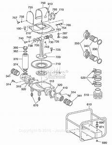 Robin  Subaru Ptx301d Parts Diagram For Pump