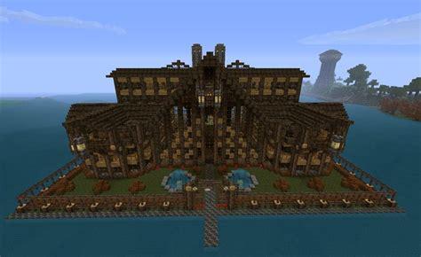 log cabin mansion  minecraft minecraft pinterest mansions minecraft  cabin