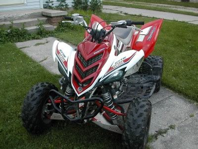 2008 Yamaha Raptor 700 cc ATV for sale, Green Bay ...