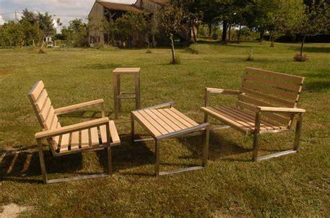 mobilier de jardin en reconstituee decorelais mobilier de jardin
