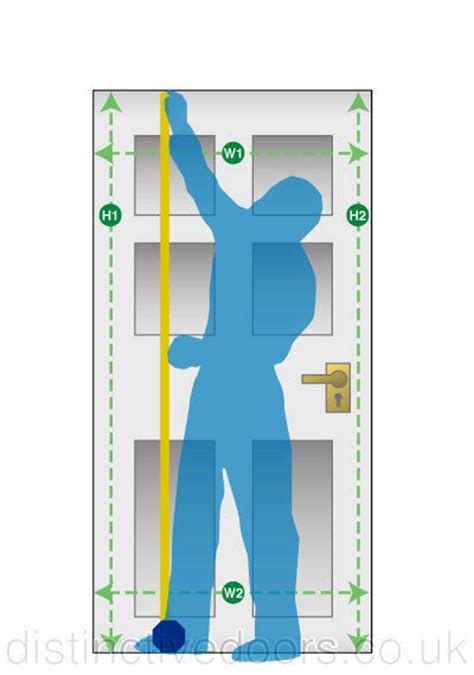 how to measure for a door measuring guide for doors and frames