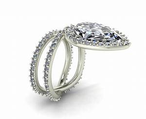 Ring finger studio custom engagement rings wedding for Custome wedding rings