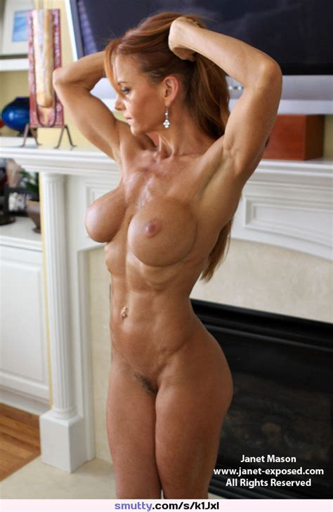 Janetmason Pornstar Fit Hardbody Abs Milf