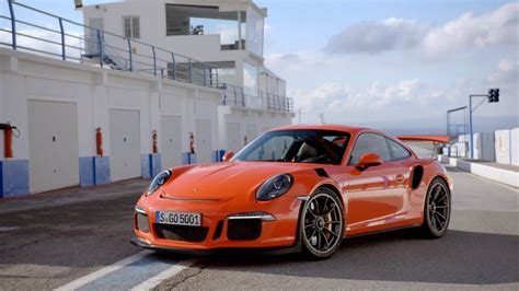 911 Gt Rs by Porsche 911 Gt3 Rs