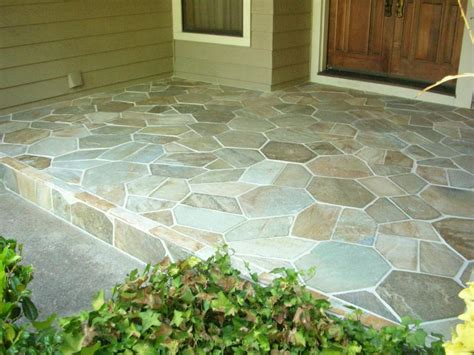 Exterior Front Porch Design Idea Joy Studio Design Effective Porch Flooring Options