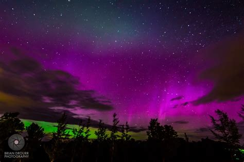 northern lights new hshire borealis photo of the day