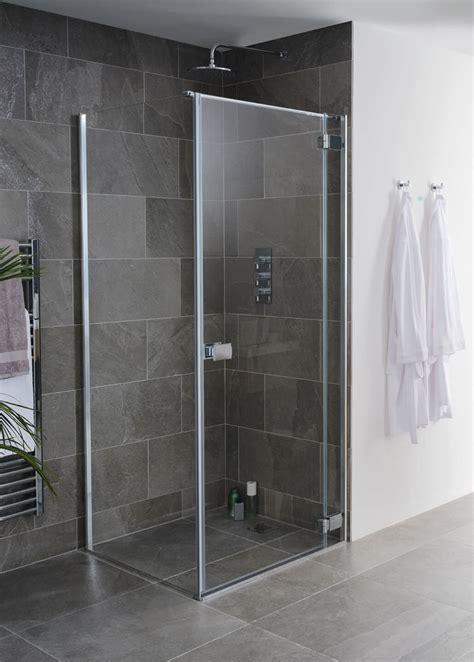 Lakes Island Grenada 750 x 2000mm Frameless Hinge Shower Door
