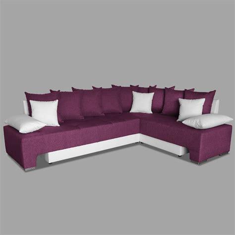 canape d angle pas chere canapé d 39 angle couleur prune