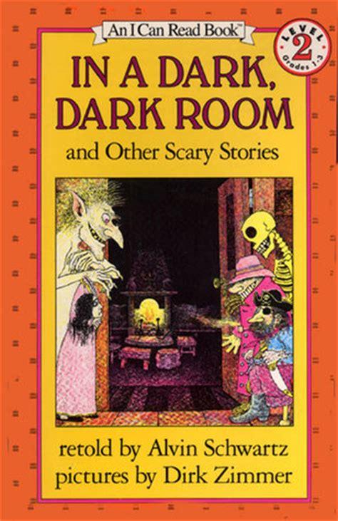 dark dark room   scary stories  alvin schwartz