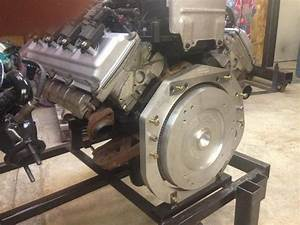 Dodge Hemi With Nag1 Transmission To Chevy Automatic