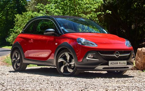Opel Adam Rocks (2015) Za Wallpapers And Hd Images