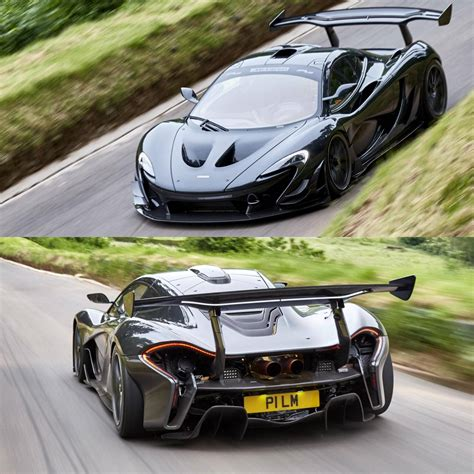 Le mans, a place in france. Extreme McLaren P1 LM Revealed Ahead of Goodwood 2016 ...