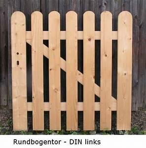 Gartentor Holz Kaufen : gartentore gartentor rundbogen 95 erfurtholz ~ Markanthonyermac.com Haus und Dekorationen