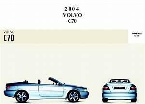 Volvo C70 2004 Owner U0026 39 S Manual