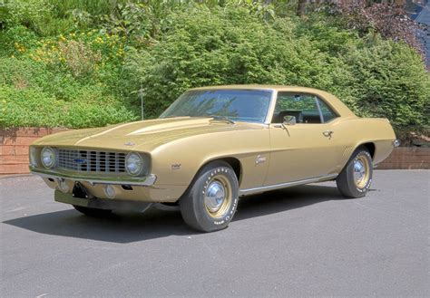 1969 Chevrolet Camaro 427 Copo 9561