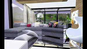 HD Modern Luxury House Design •The Sims 3•