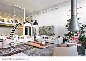 Appartement Style Loft New Yorkais Finest Visite Dun Loft