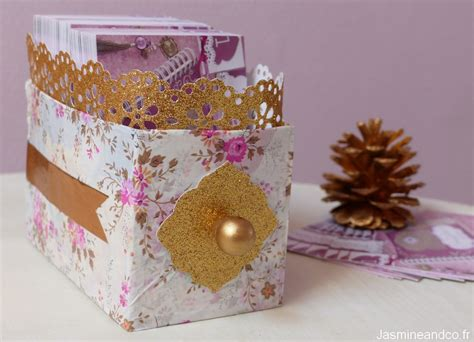 diy rangement pour cartes de visite and co