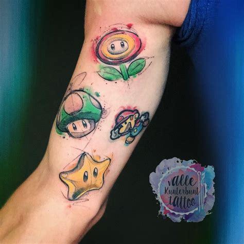 25+ Trending Super Mario Tattoo Ideas On Pinterest