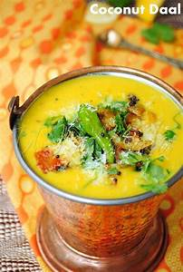 Red lentils simmered in an exotic creamy coconut curry ...