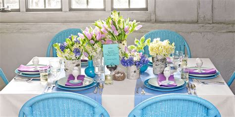57 Fresh Centerpieces and Decorations to Spruce Up Your