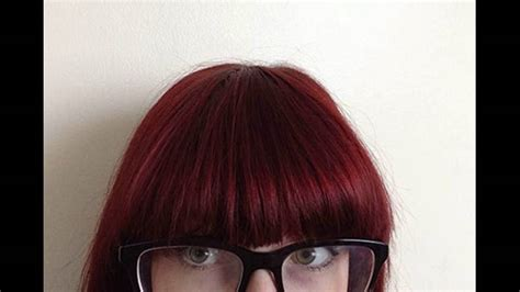 Plum Red Hair Color Best Brands Available