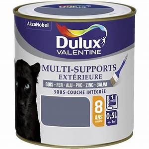 Peinture Dulux Valentine Avis : peinture multi supports satin dulux valentine 0 5 l ~ Dailycaller-alerts.com Idées de Décoration