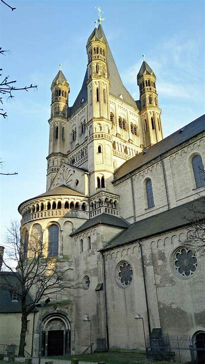 Martin Germany Churches Cologne Church Sankt Gross