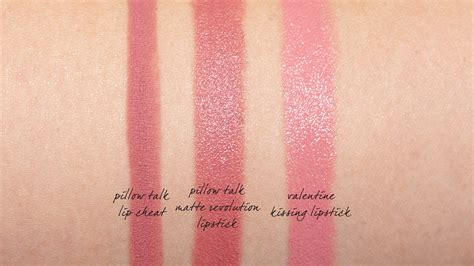 tilbury pillow talk tilbury pillow talk matte revolution and