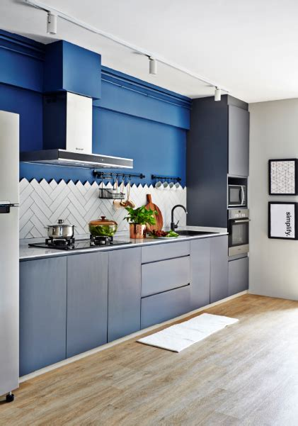 kitchen cabinets hdb flats 20 scandinavian style hdb flats and condos to inspire you 6098