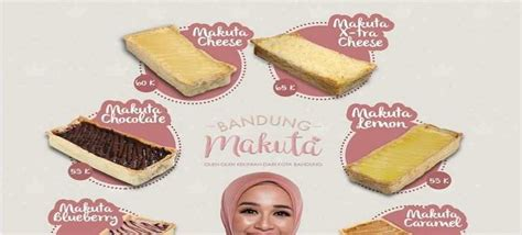bandung makuta cake info hargaalamat resep kue artis