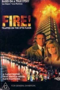 fire trapped on the 37th floor 1991