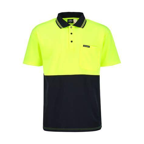 Workwear Fluro Polo Shirt   Kmart