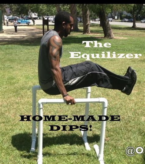 dips  rows   homemade dip equalizer