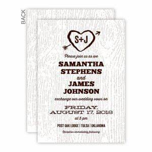 5 free wedding invitation samples the american wedding With sample e wedding invitations