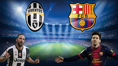 HD Wallpaper Barcelona Vs Juventus 2017 | Download ...
