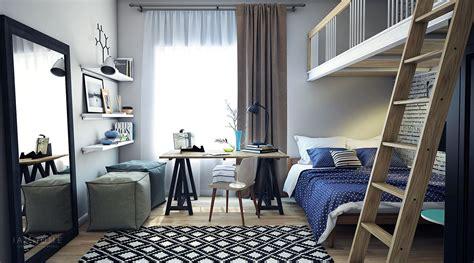bedroom mezzanine interior design ideas