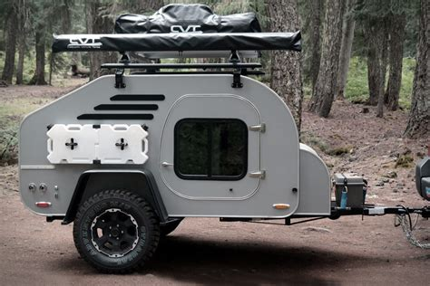 offroad trailer terradrop off road cer trailer hiconsumption
