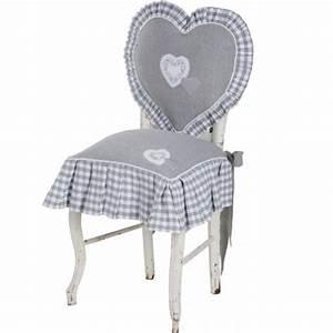 Galette De Chaise Maison Du Monde : interesting galette de chaise lorine aliza with galette de ~ Melissatoandfro.com Idées de Décoration