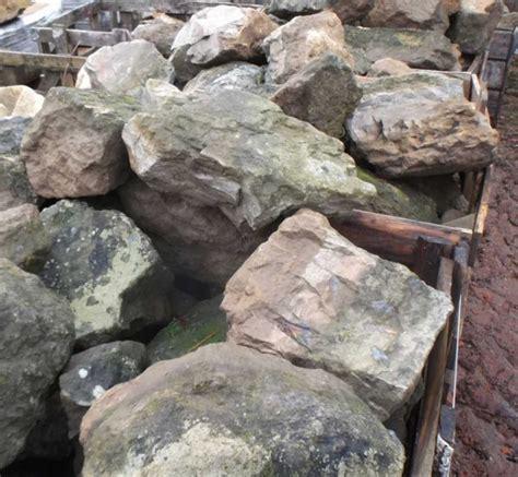 reclaimed rockery stone authentic reclamation
