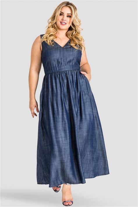 a line denim dress standards practices standards practices plus size