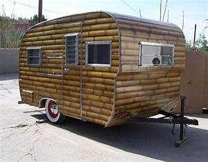 custom camping trailers | Old Camping Trailer | Camping ...