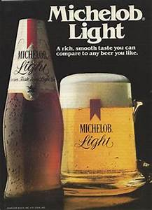 Image Gallery michelob light