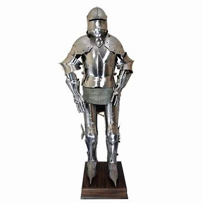 Armour Suit Gothic English History Gifts Stand
